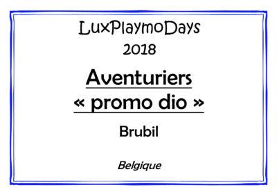 Aventuriers, promo dio (1)