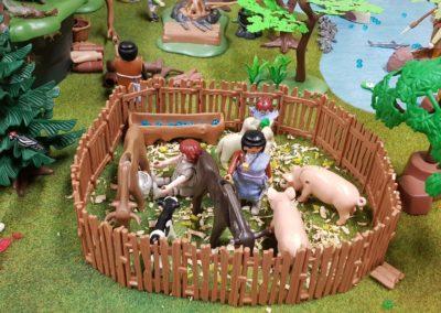 Leben in der Mittelsteinzeit (8)