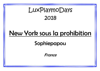 New York sous la prohibtion (1)