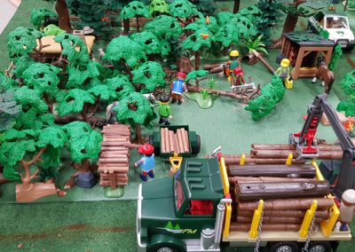 Playmopost et la forêt d'Ardenne (10)