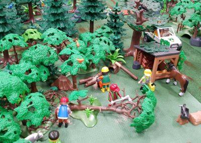 Playmopost et la forêt d'Ardenne (11)