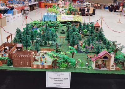 Playmopost et la forêt d'Ardenne (2)