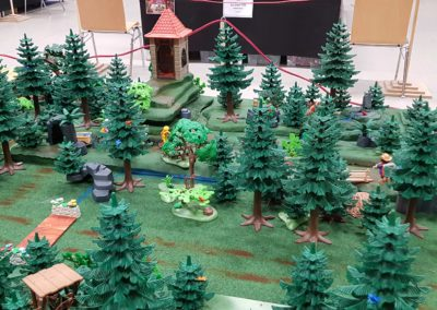 Playmopost et la forêt d'Ardenne (21)