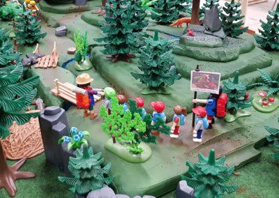 Playmopost et la forêt d'Ardenne (28)