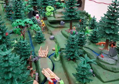 Playmopost et la forêt d'Ardenne (29)