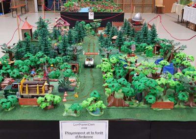 Playmopost et la forêt d'Ardenne (3)