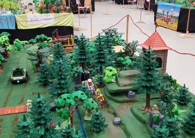 Playmopost et la forêt d'Ardenne (30)
