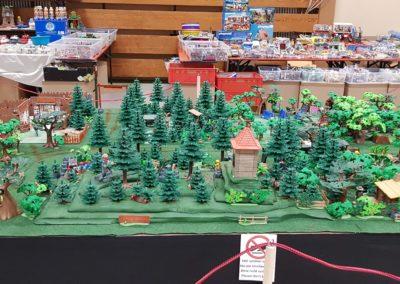 Playmopost et la forêt d'Ardenne (4)
