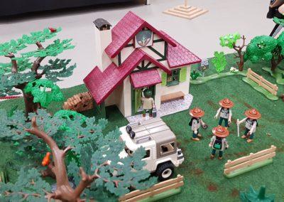 Playmopost et la forêt d'Ardenne (5)