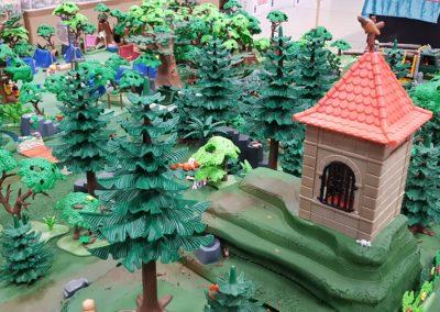 Playmopost et la forêt d'Ardenne (7)