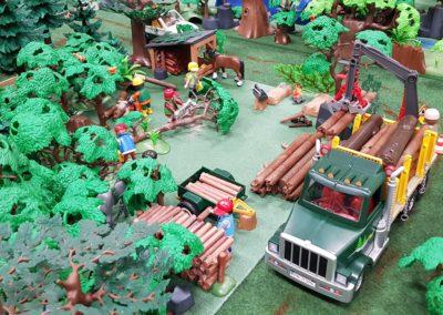 Playmopost et la forêt d'Ardenne (9)