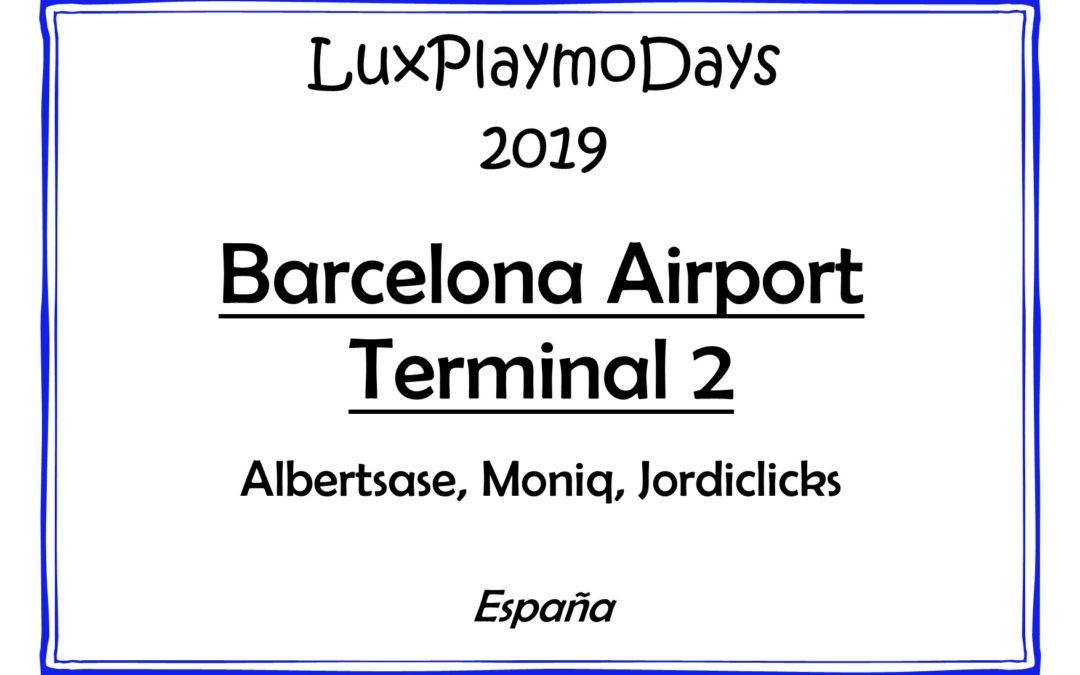 Barcelona Airport Terminal 2