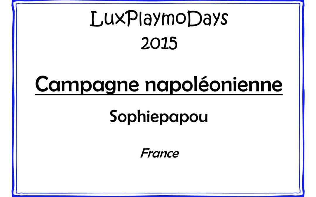 Campagne napoléonienne