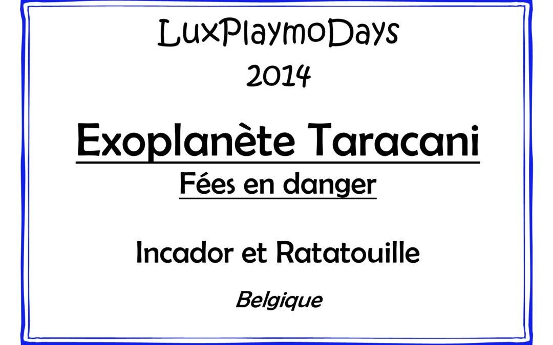 Exoplanète Taracani
