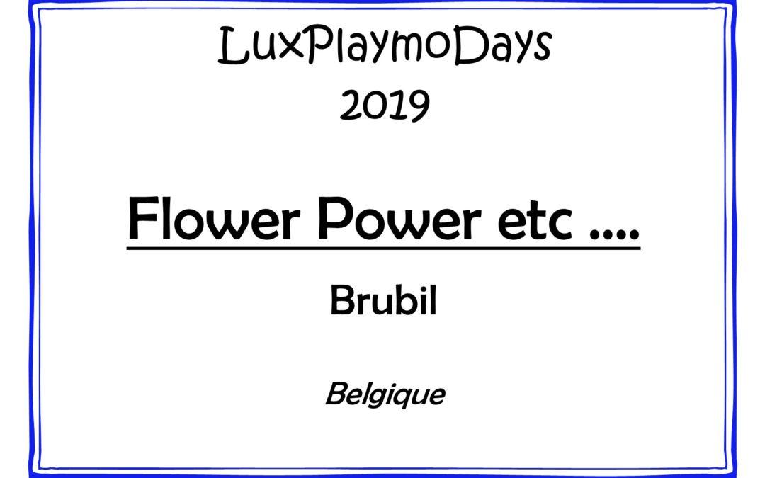 Flower Power etc