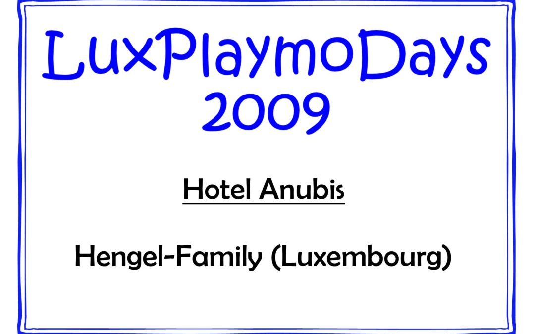 Hotel Anubis
