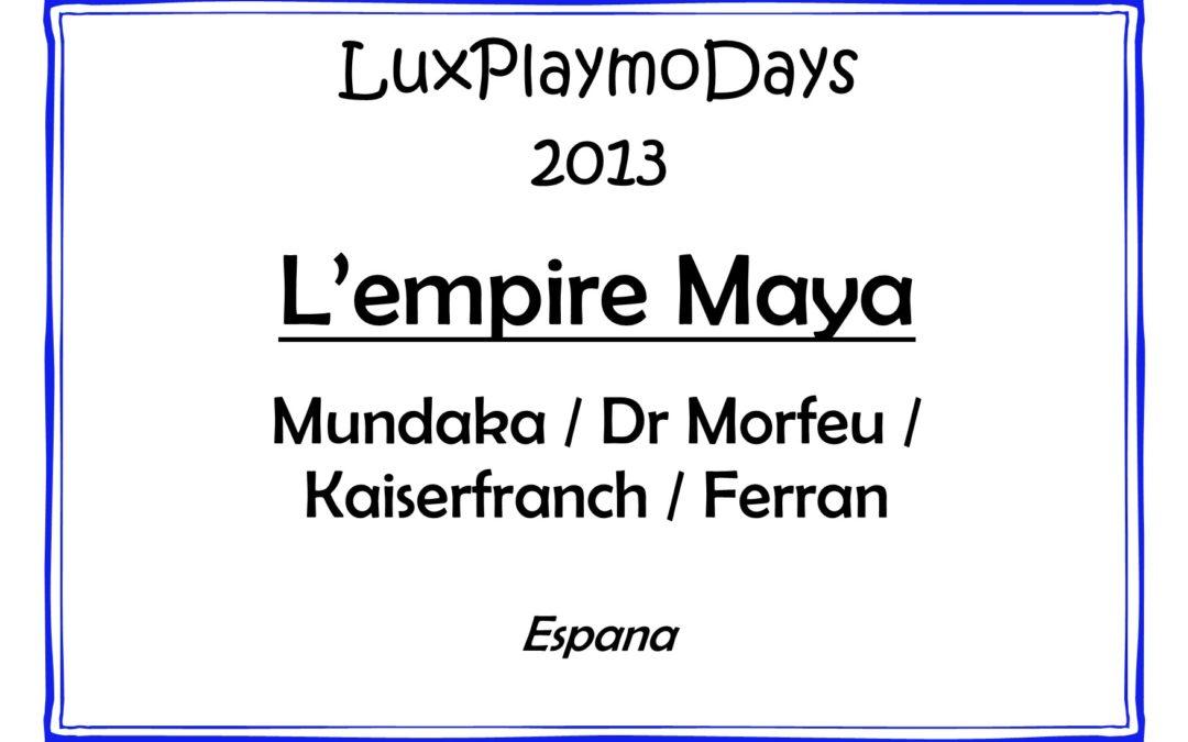 L'empire Maya