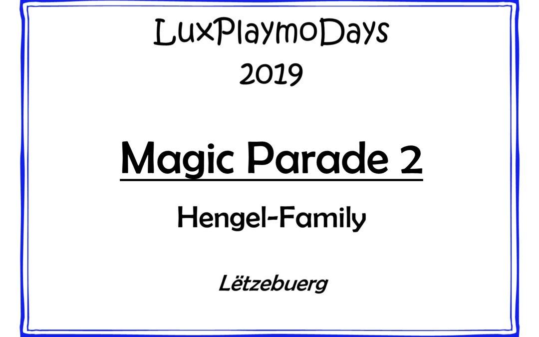 Magic Parade 2
