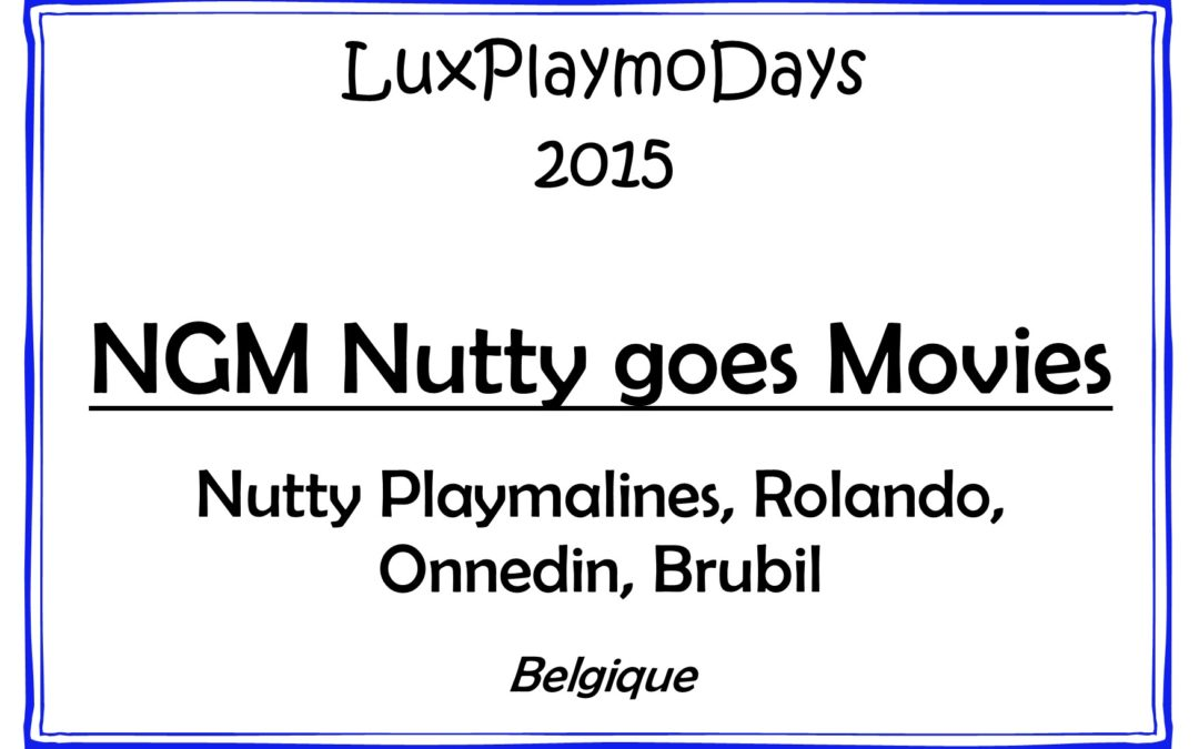 NGM Nutty goes movies