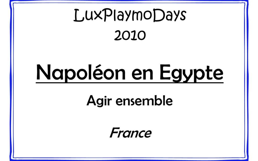 Napoléon en Egypte