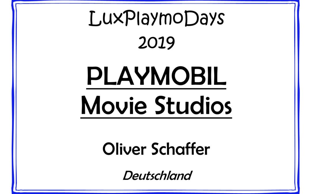PLAYMOBIL Movie Studios