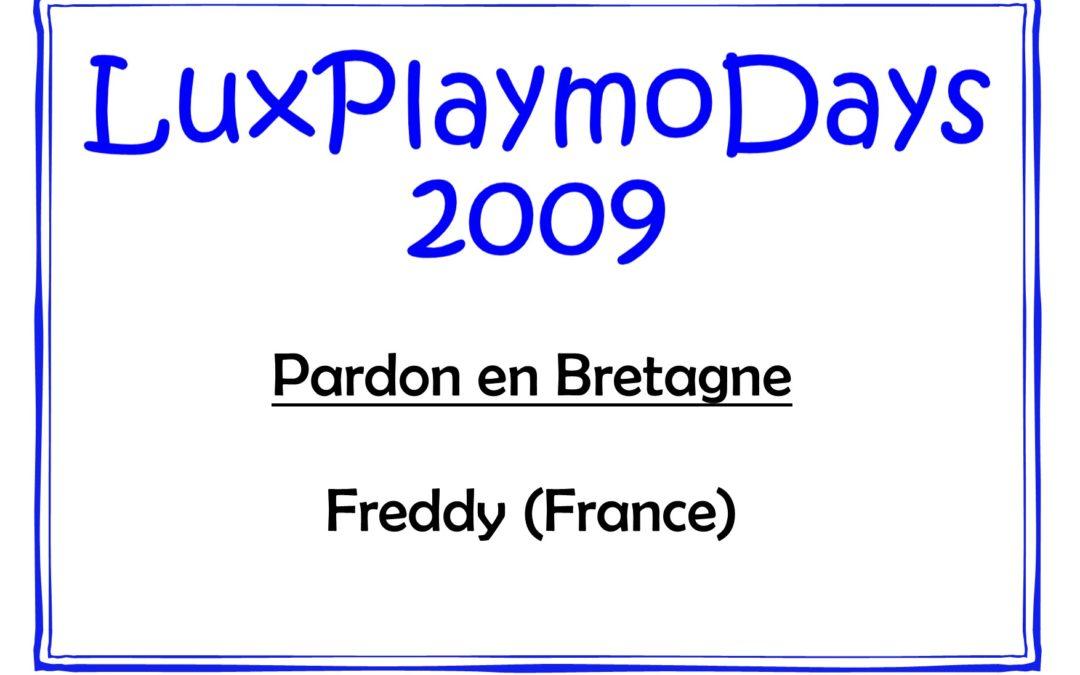 Pardon en Bretagne