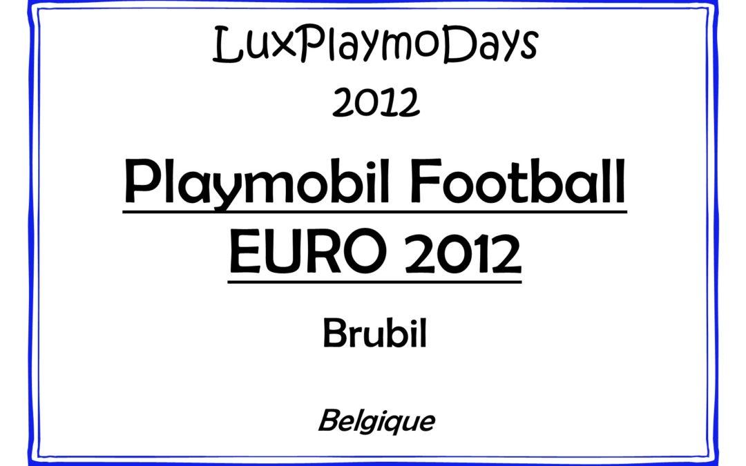 Playmobil Football Euro 2012